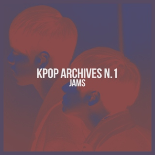 kpop archives n.1 - jams