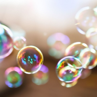 Electric bubbles