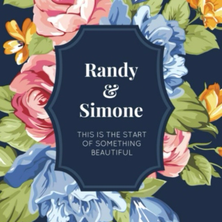 Randy & Simone's Wedding 2017