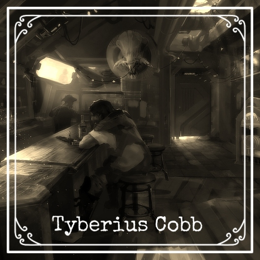 Just A Shot Away: Tyberius Cobb