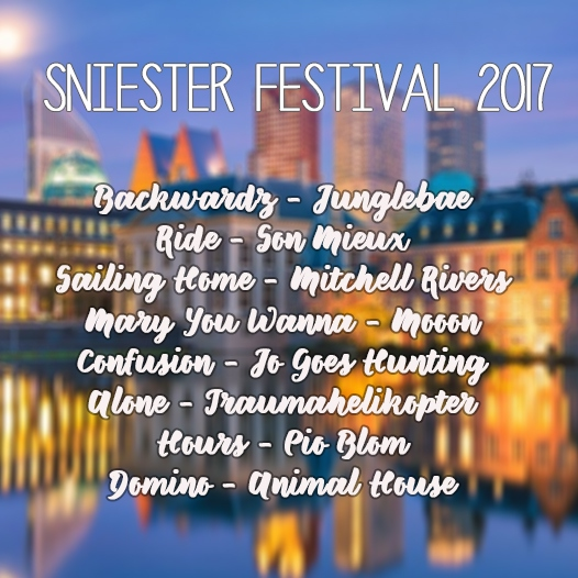 SNIESTER - SEPT ISSUES - FESTIVAL FAVOURITES