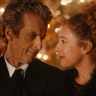 River Song and the Twelfth Doctor