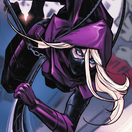 Stephanie Brown's (presumable) Playlist