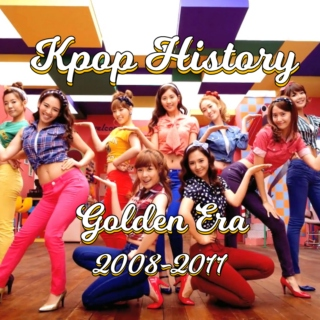 Girl Group History: Golden Era (2008-2011)