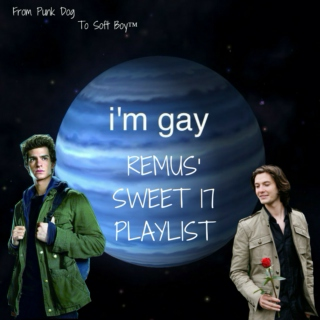 Remus' Sweet 17 Playlist