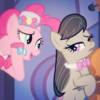 cutie mark: six-point star and a boom mic