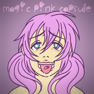 Magic Pink Capsule (Rafaella)