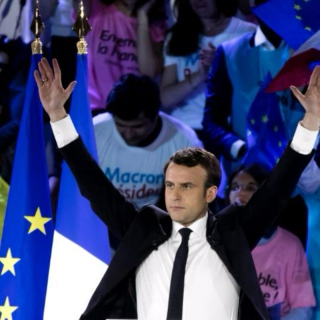 macron will save us all