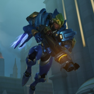 Rocket Queen (Pharah playlist)