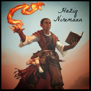 Burning Bright: Haziq Niremaan