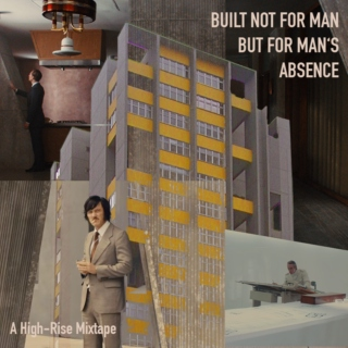 Built Not For Man, But For Man's Absence