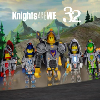 Knights Are WE - 32 (Deluxe)