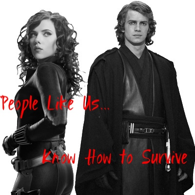 People Like Us Know How to Survive