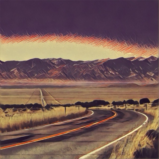 dj_dim-mak /\ 7 Days on the Loneliest Road in America