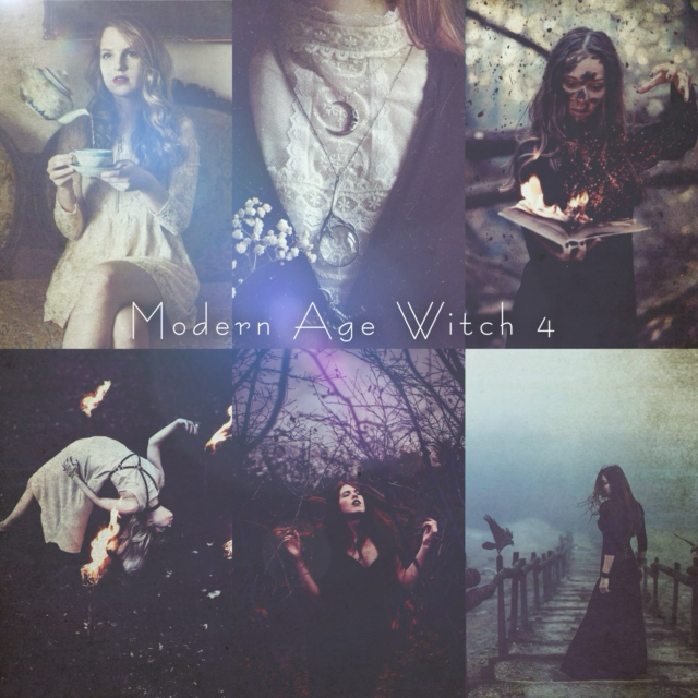 Modern Age Witch Part 4