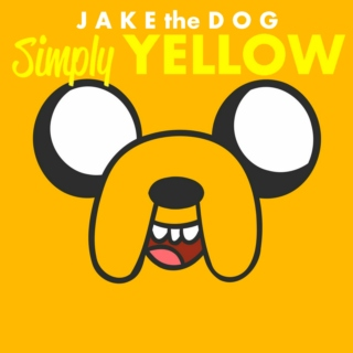 Jake the Dog - Simply Yellow
