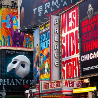 New York City ;; Upbeat Broadway