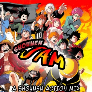 Shounen Jam, vol.1