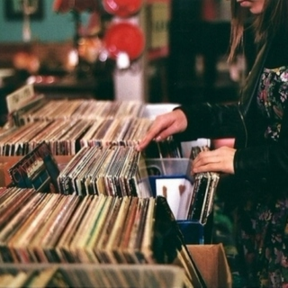 When I'm Lonely, I Go to the Record Store and Visit My Friends