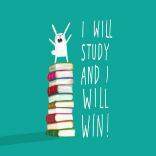 I Will Study And I Will Win! (An Upbeat, Instrumental Mix)