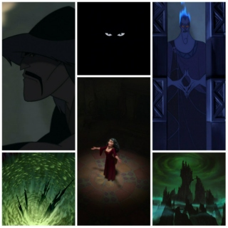 Disney Edition: The Villians
