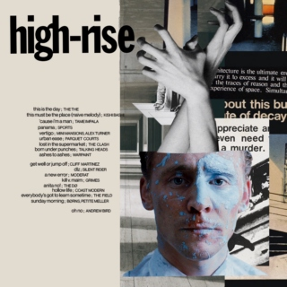 high-rise: pipes in the walls