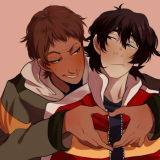 Don't Want No SPACE Between Us [klance]