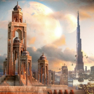 Iram: City of Pillars