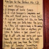 Recipe for the Perfect Mix CD