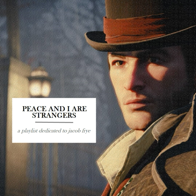 Peace And I Are Strangers
