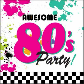 BACK TO THE 80's!!!!