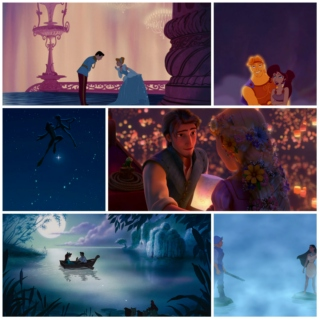 Disney Edition: The Duet/Love Songs