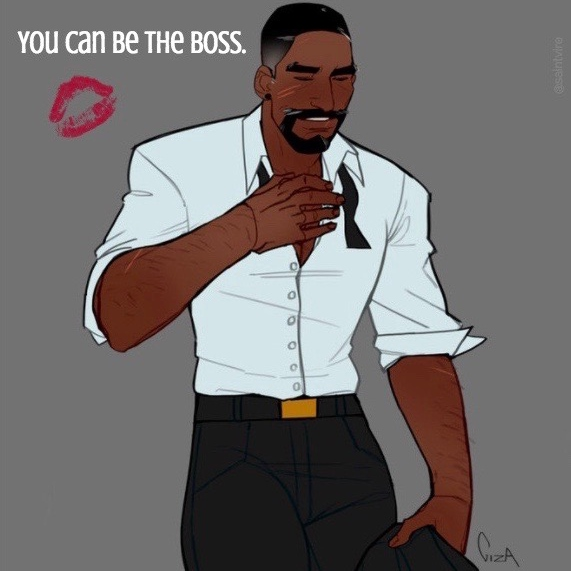 You Can Be The Boss.