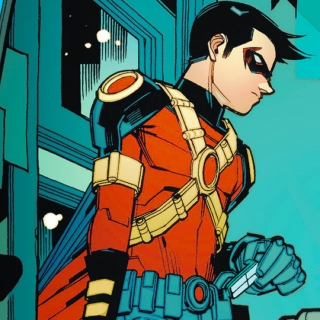 Tim Drake's Crime Fighting Playlist