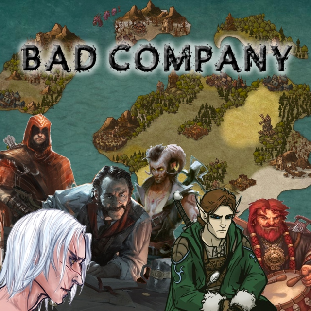 To The Rhythm Of The War Drums: Bad Company