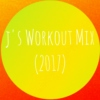 J WORKOUT mix (2017)