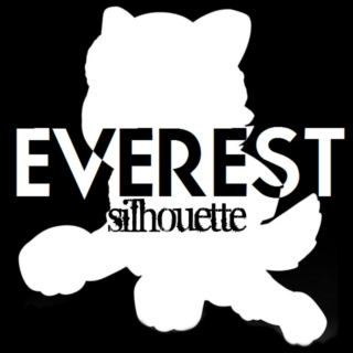Everest - Silhouette