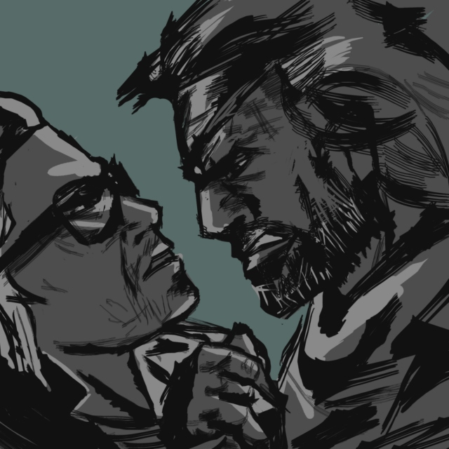 """Big Boss can go to hell..."""