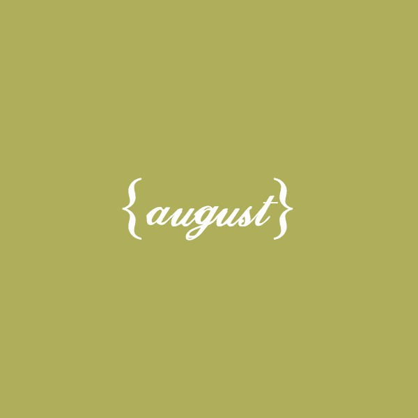{august}