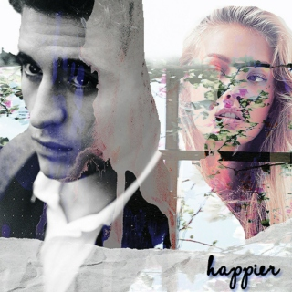 happier || a Cornelia and Caleb Fanmix