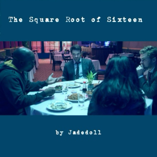The Square Root of Sixteen--a fanmix