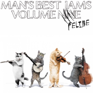 Man's Best Jams: Vol. 9