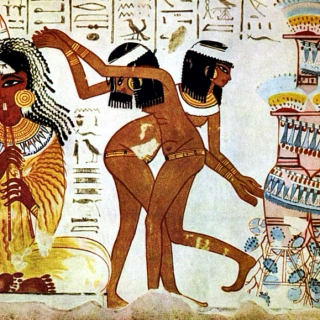 the rhythm of ancient egypt