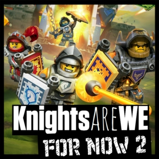 Knights Are WE - For Now 2 (EP)