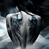 Hers are not the wings of an angel.