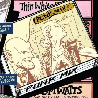 Punk Mix [for Yondu]