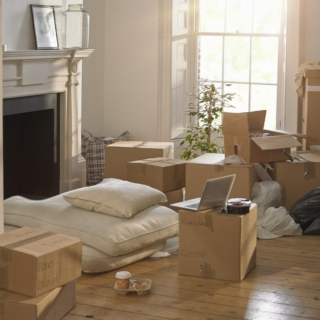 Moving Out, On and In