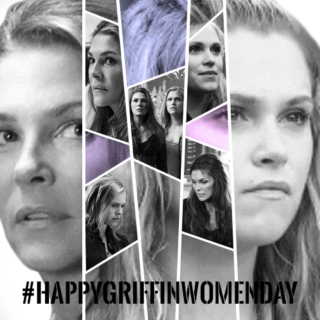 #HappyGriffinWomenDay