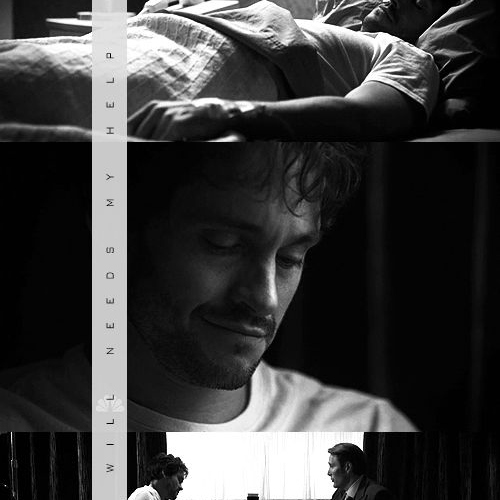 Flesh And Bone || Will Graham