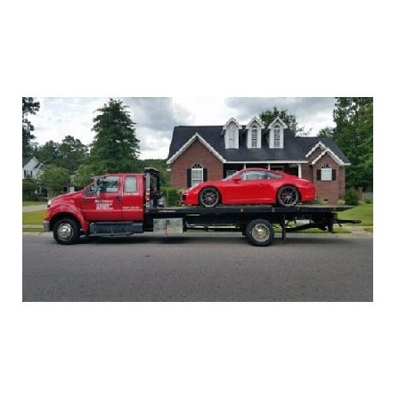 Greatest Interstate Car Towing Mix